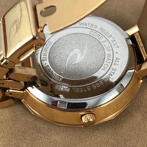 Rip Curl Accessories - Rip Curl Sunrise Watch in a Shinny Rose Gold